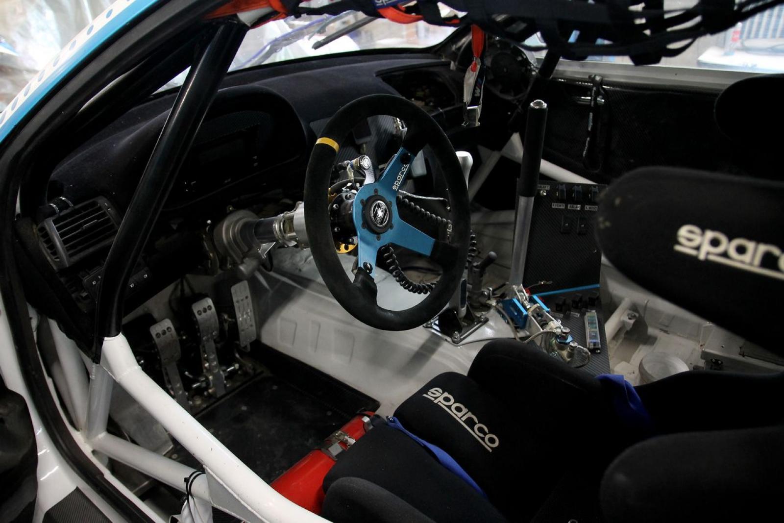 Rallycross STC +2000 - 5