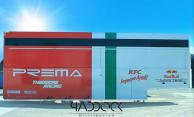 2021 ASTA CAR TRAILER BY PADDOCK DISTRIBUTION - Image 2