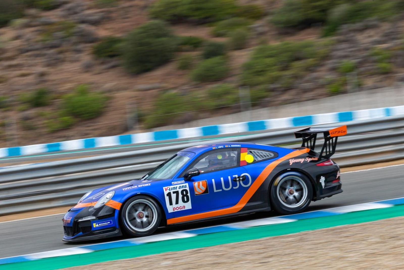 Porsche 911 GT3 CUP 991 - 1