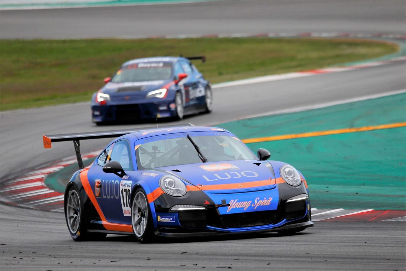 Porsche 911 GT3 CUP 991 - 2