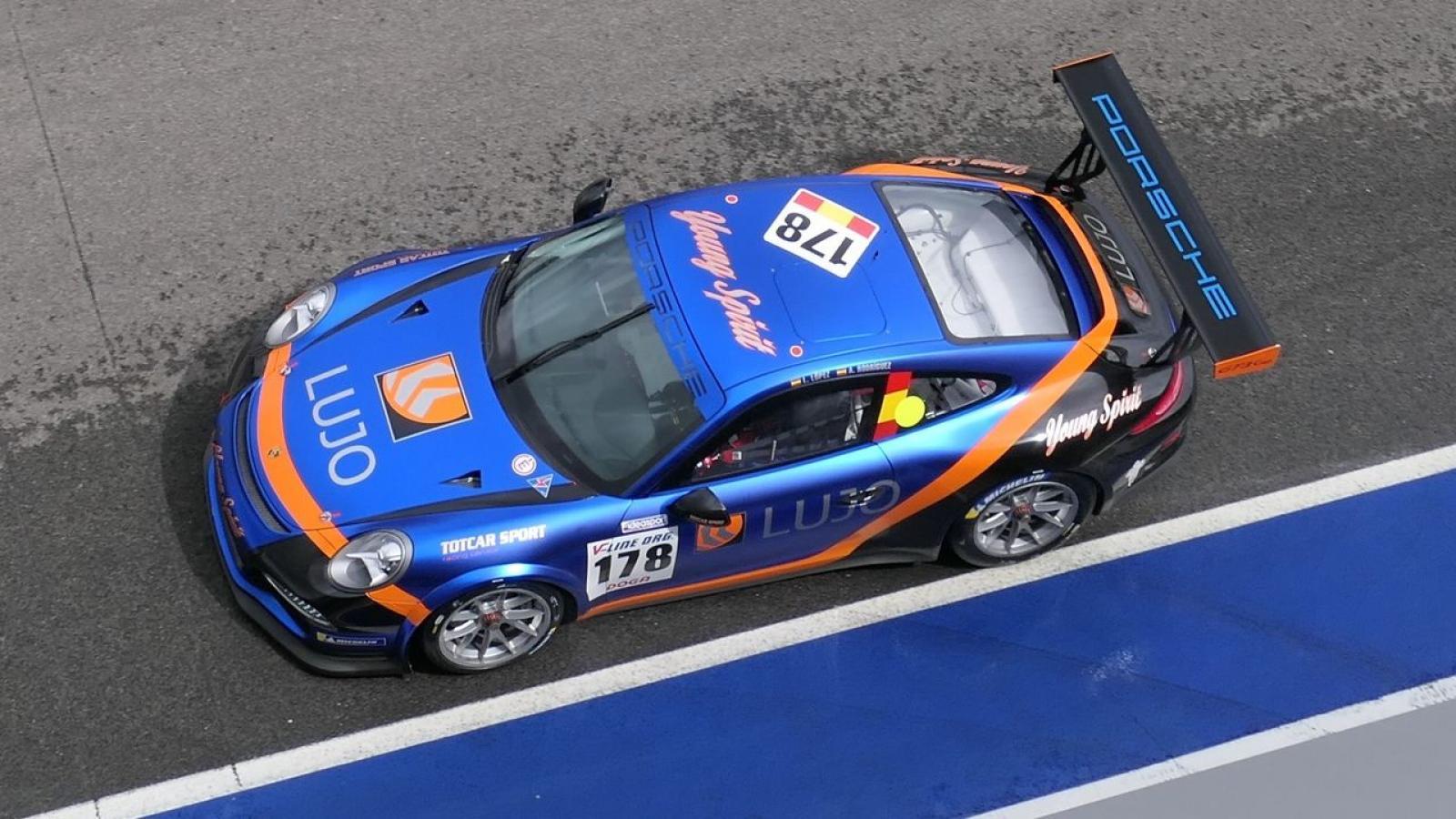 Porsche 911 GT3 CUP 991 - 4