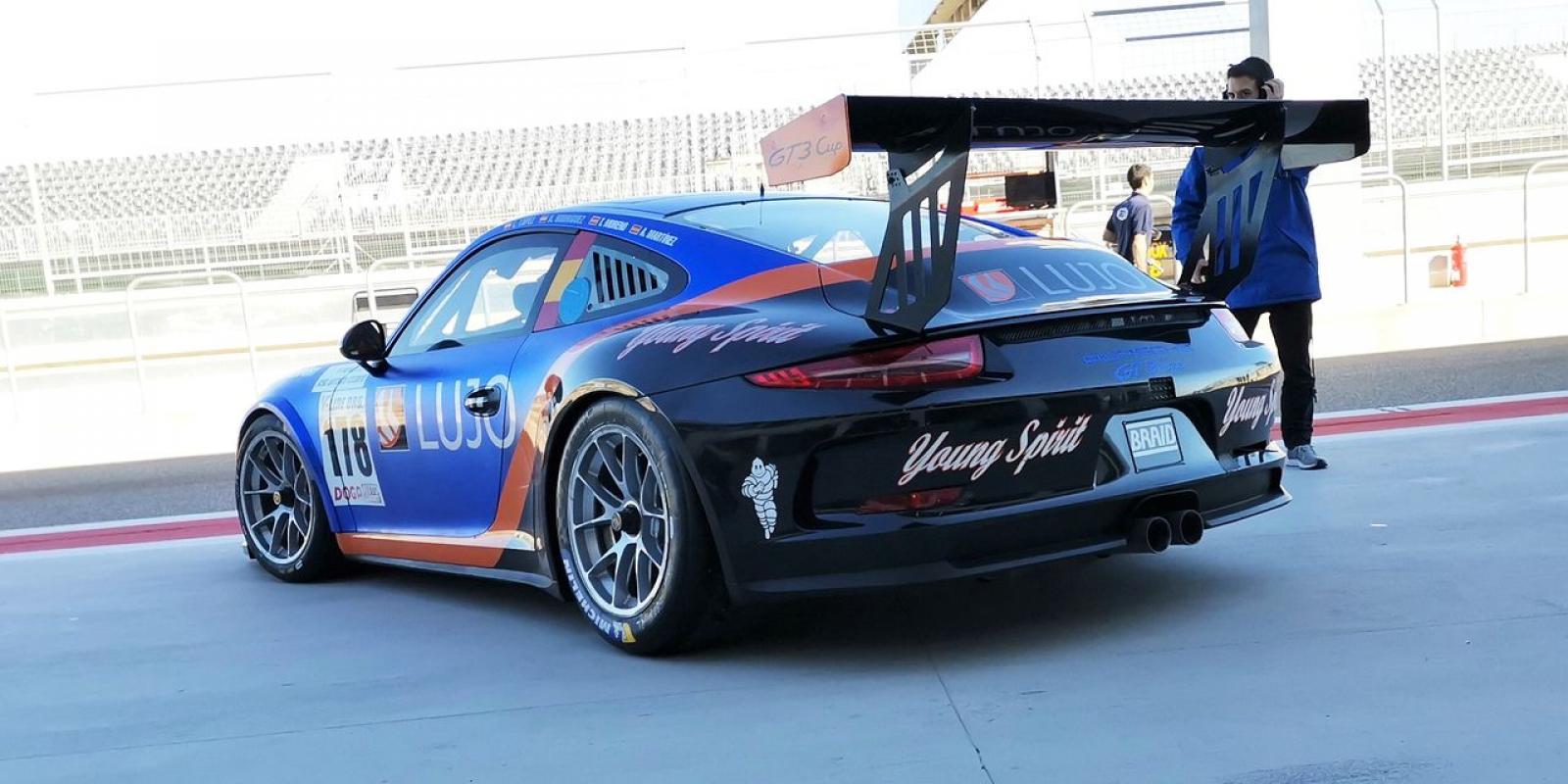 Porsche 911 GT3 CUP 991 - 5