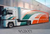 SOLD !!! Used PEZZAIOLI trailer by PADDOCK DISTRIBUTION - Image 2
