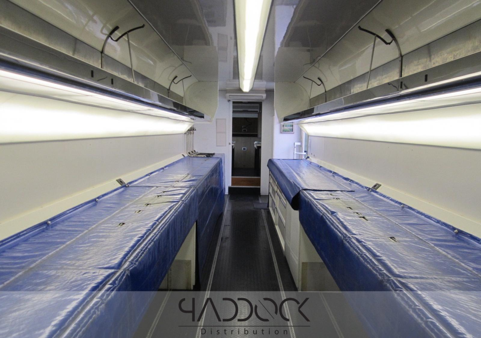 SOLD !!! Used PEZZAIOLI trailer by PADDOCK DISTRIBUTION - 4