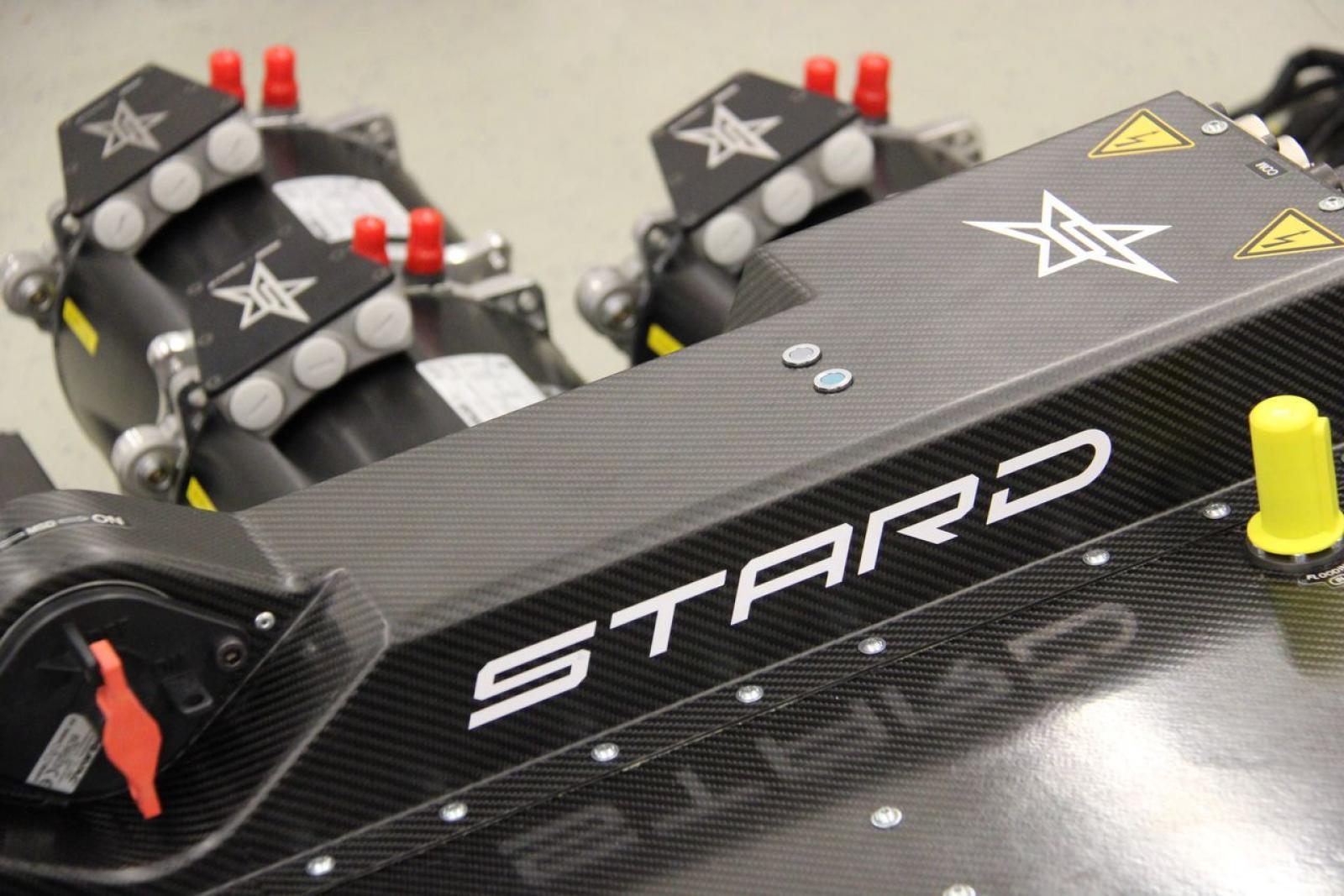 STARD Ford Fiesta ERX 612 HP 4WD elektrisk racerbil (ny og ejet) - 2