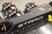 STARD Ford Fiesta ERX 612 HP 4WD elektrisk racerbil (ny og ejet) - Billede 2