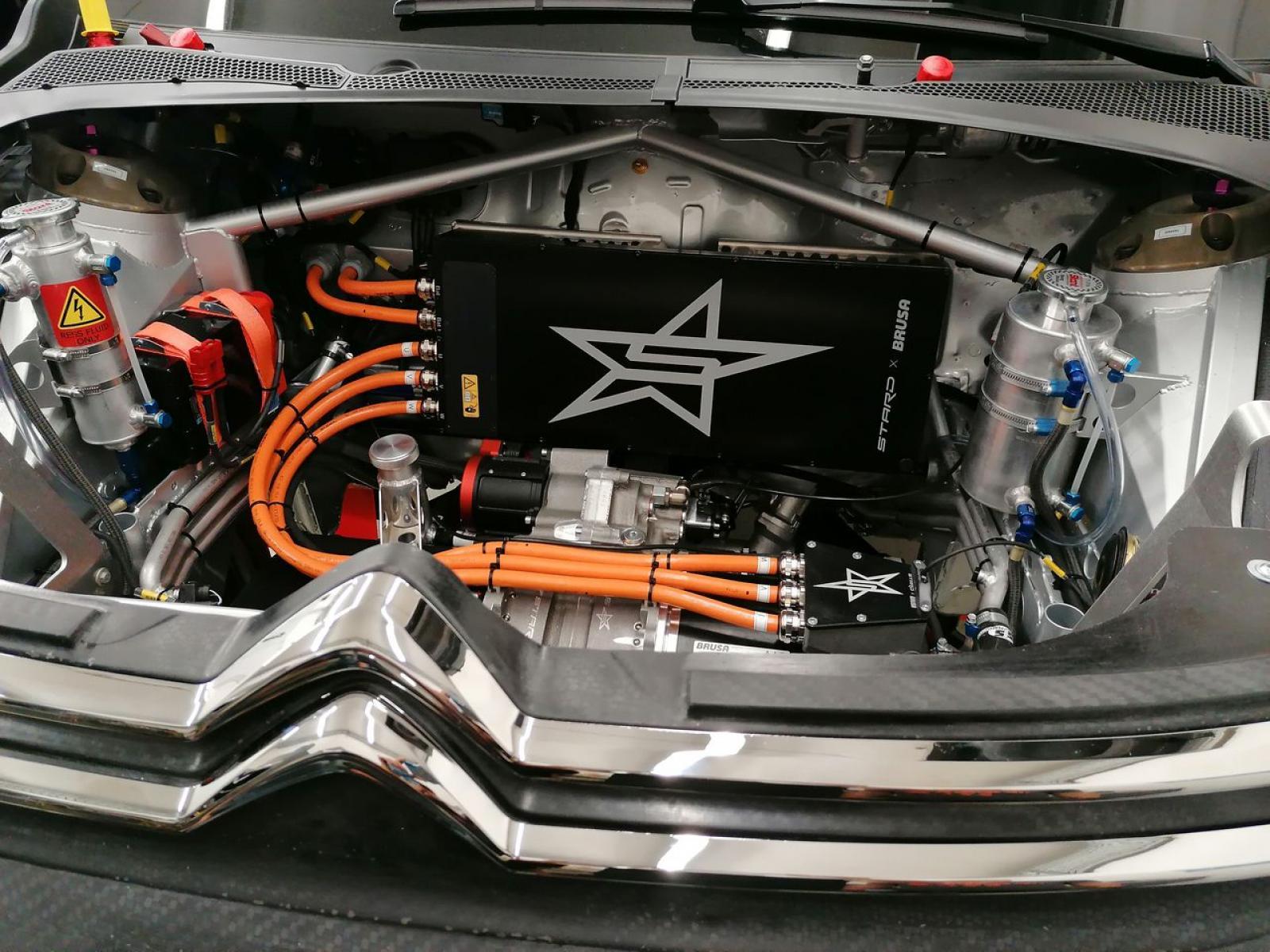 STARD Citroen Racing C3 ERX 612 HP 4WD FIA Rally2 - 3