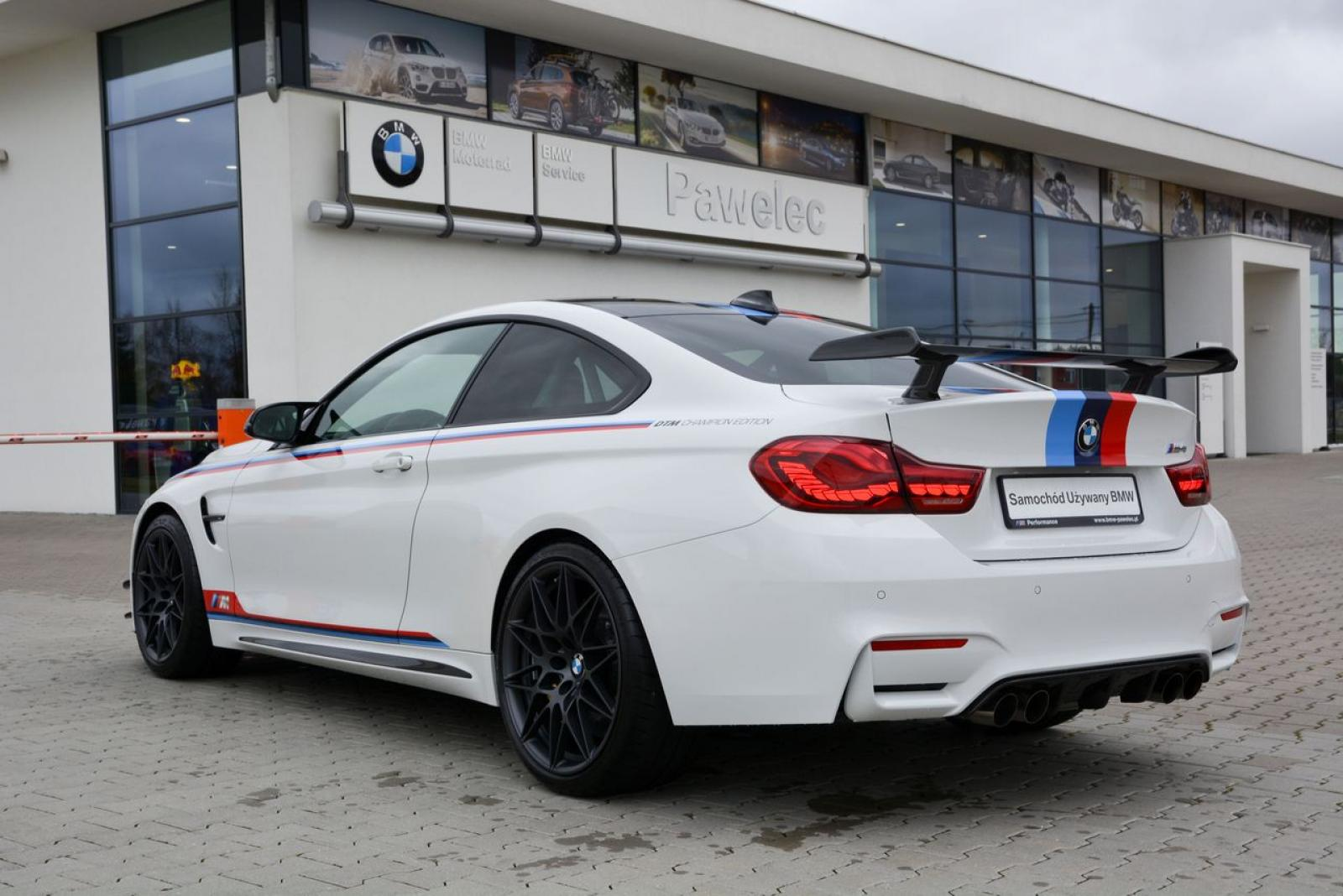 BMW M4 GTS DTM Champion Edition 1/200 - 2