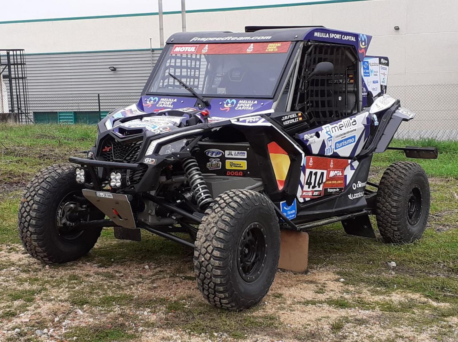 TOYOTA LANDCRUISER KDJ120 T2 FIA - 1