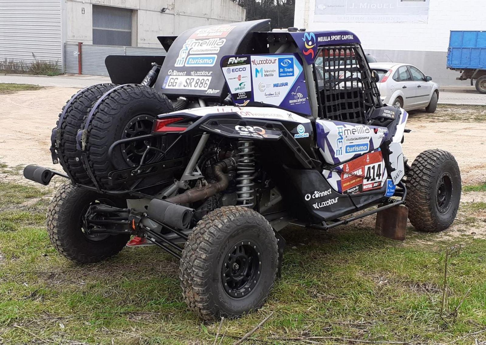 TOYOTA LANDCRUISER KDJ120 T2 FIA - 2