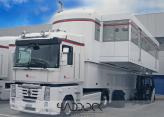 EX Formula 1 engineer trailer ALFA ROMEO RACING - Image 1