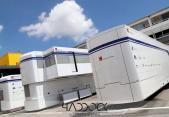 EX Formula 1 engineer trailer ALFA ROMEO RACING - Image 5