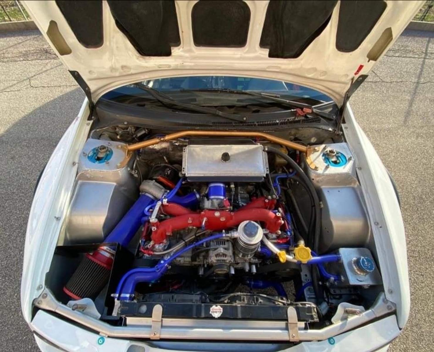 Subaru Impreza mod. WRX - 1