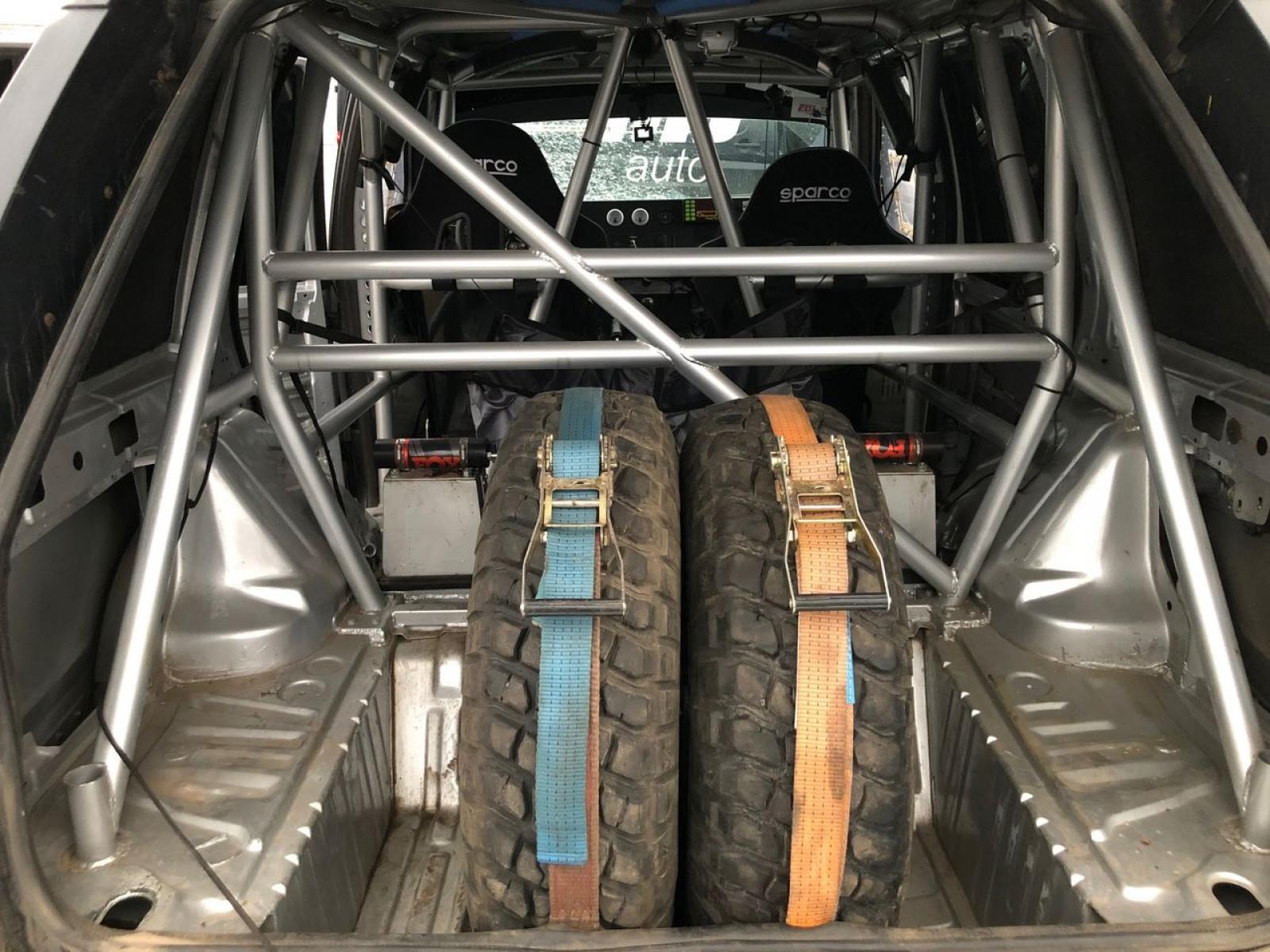 Range Rover Rally Raid - 5