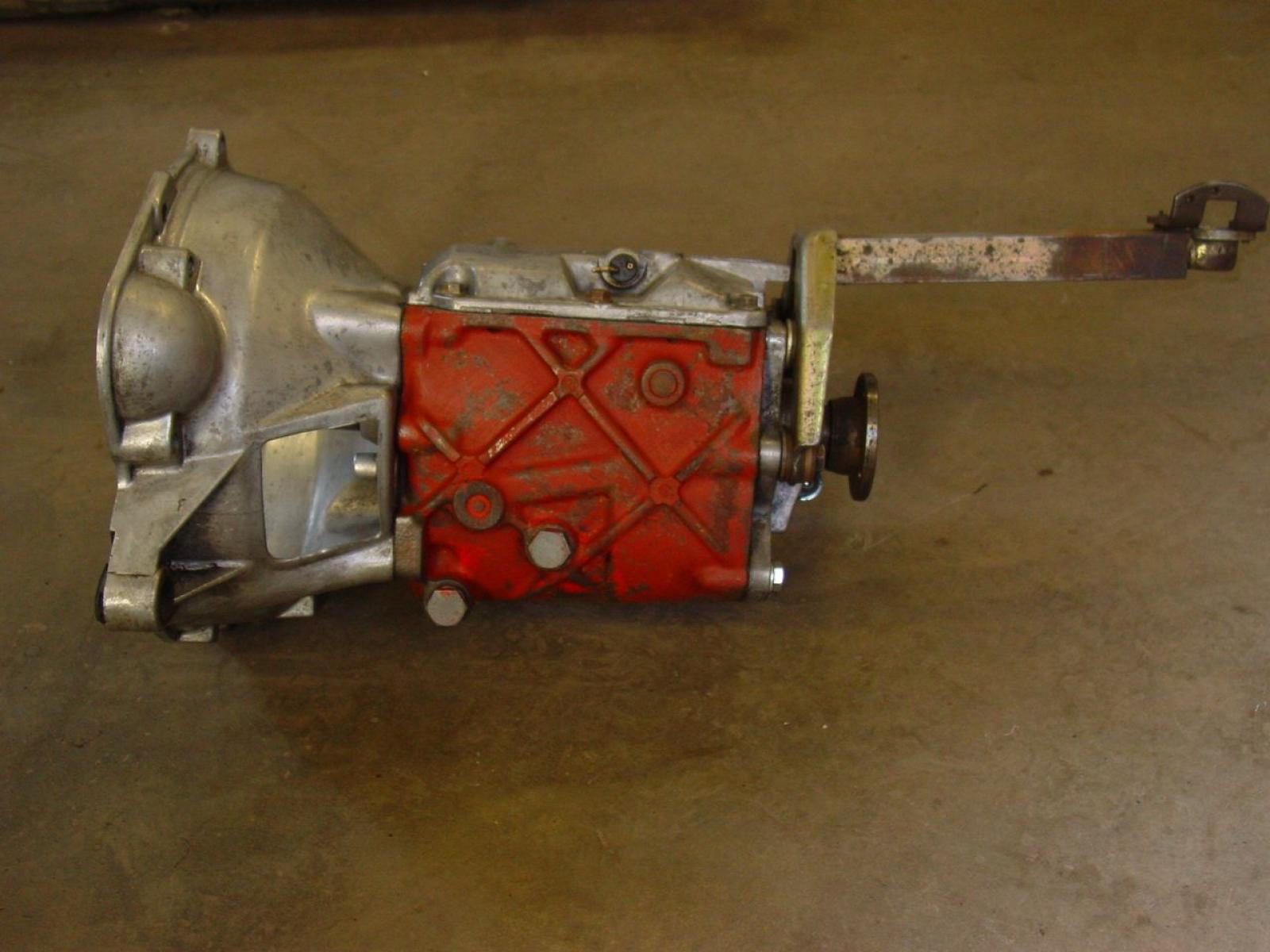 Volvo m-45 direct transmission - 1