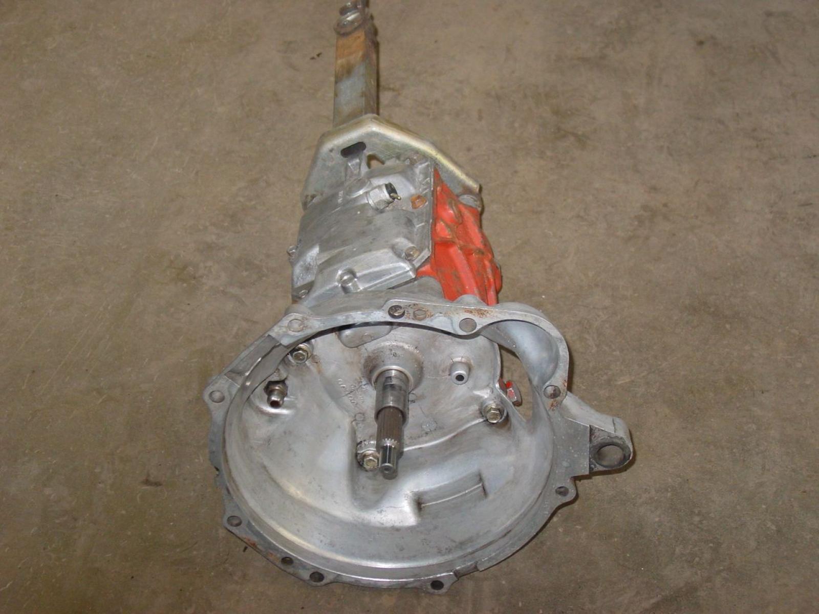 Volvo m-45 direct transmission - 2