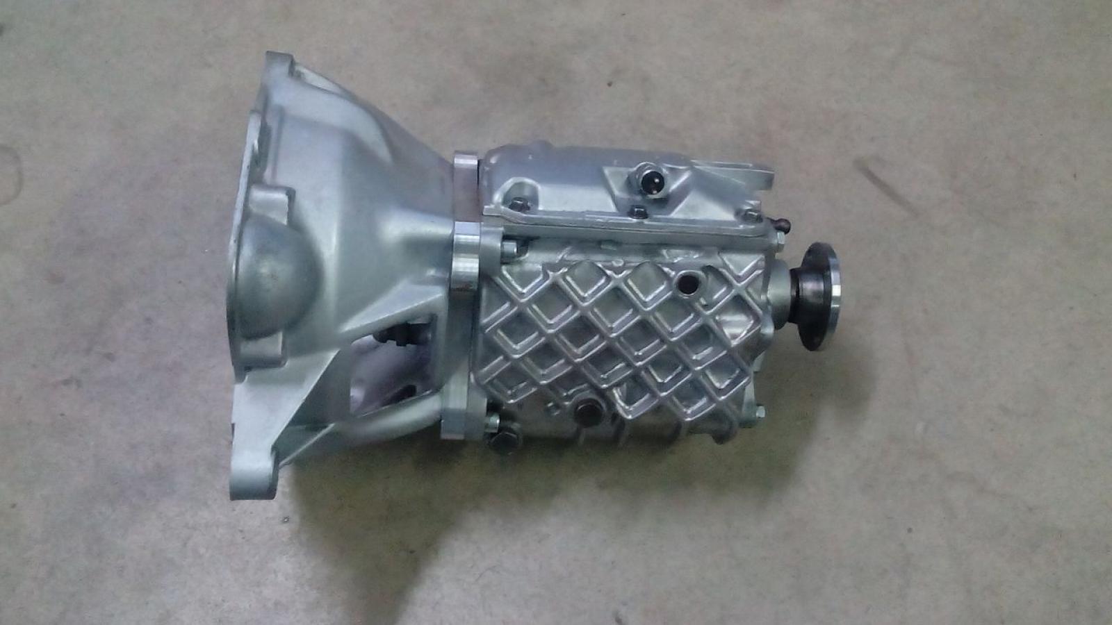 Volvo m-45 direct transmission - 3