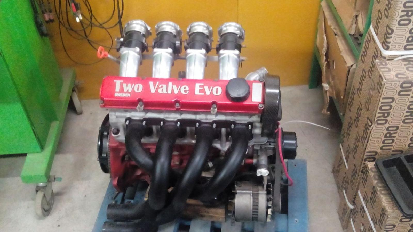 Volvo EVO 2.8 - 3