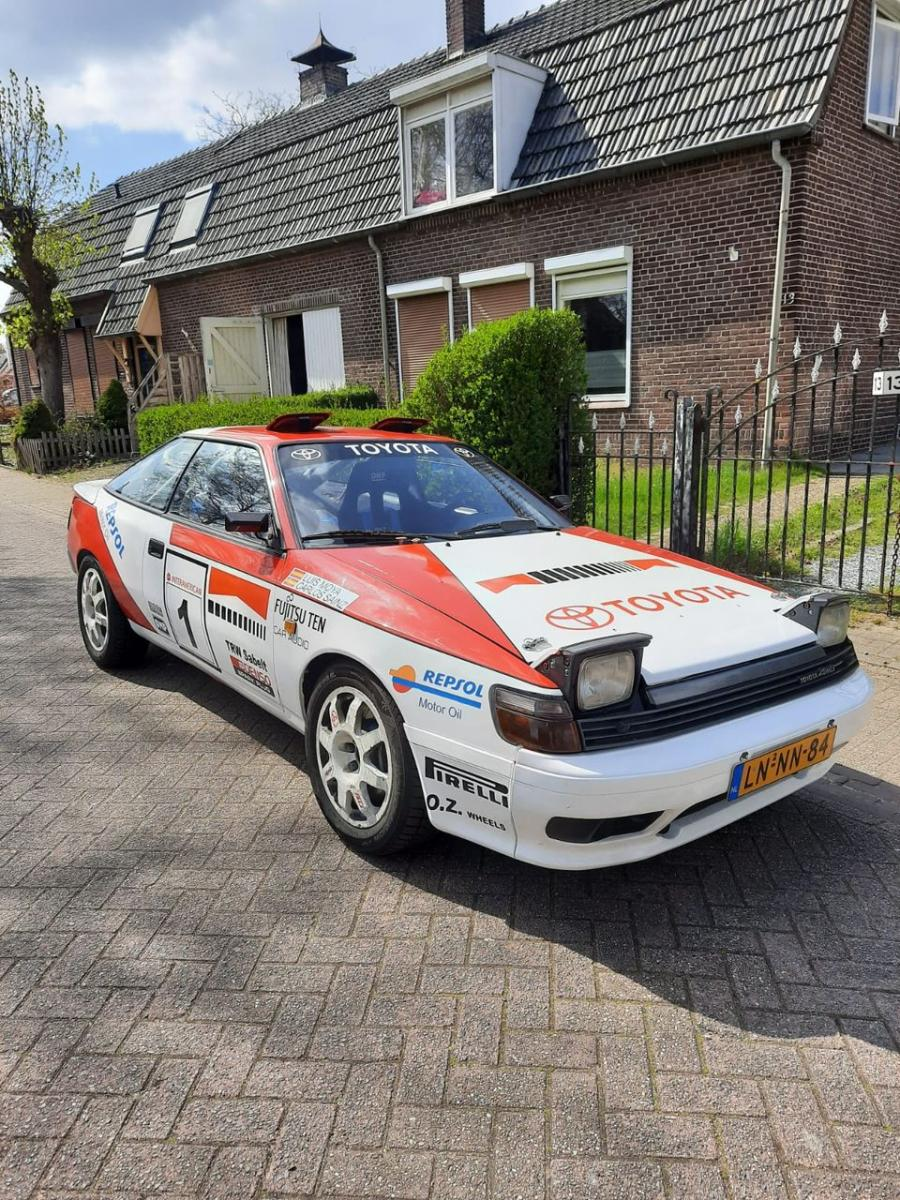 Toyota Celica GT 4 ST165 Group A - 1