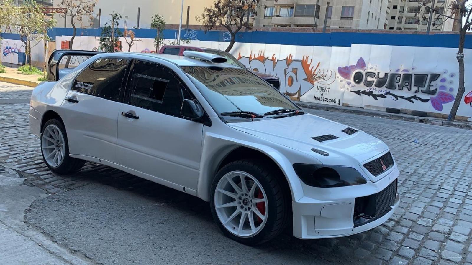 Mitsubishi Evo 9 WRC Replica - 2
