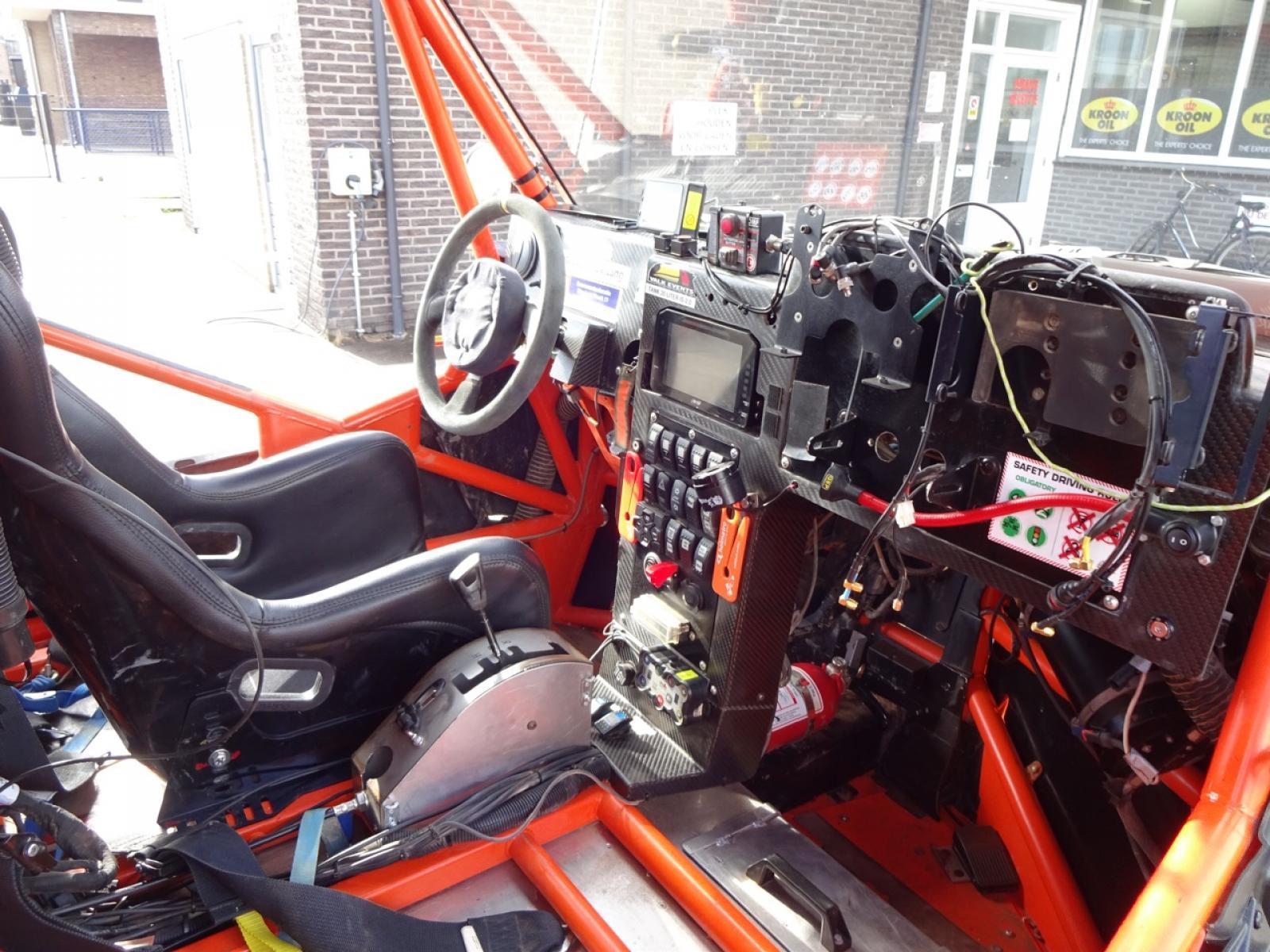 Buggy Dakar SSV FIA - 2