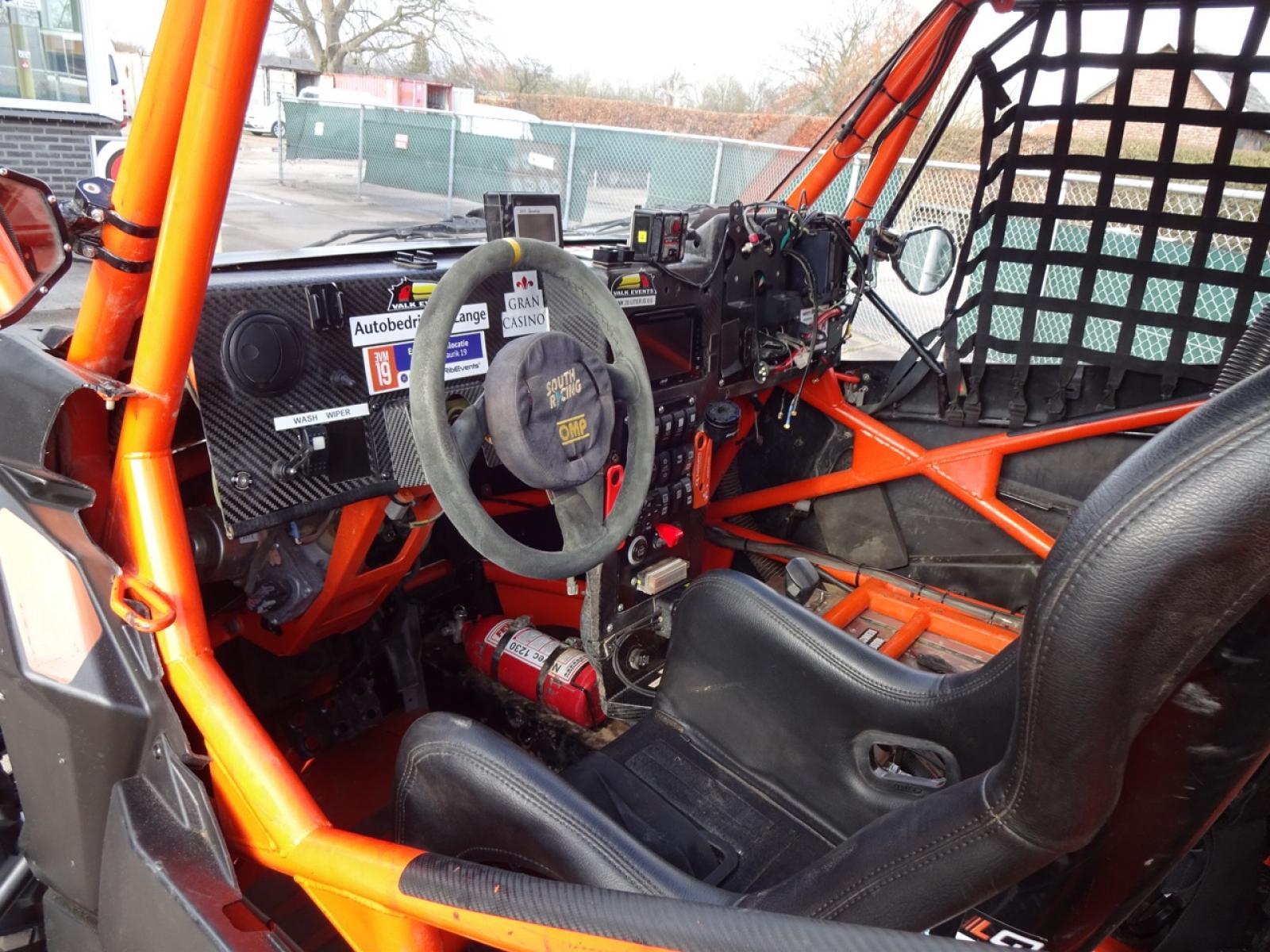 Buggy Dakar SSV FIA - 3