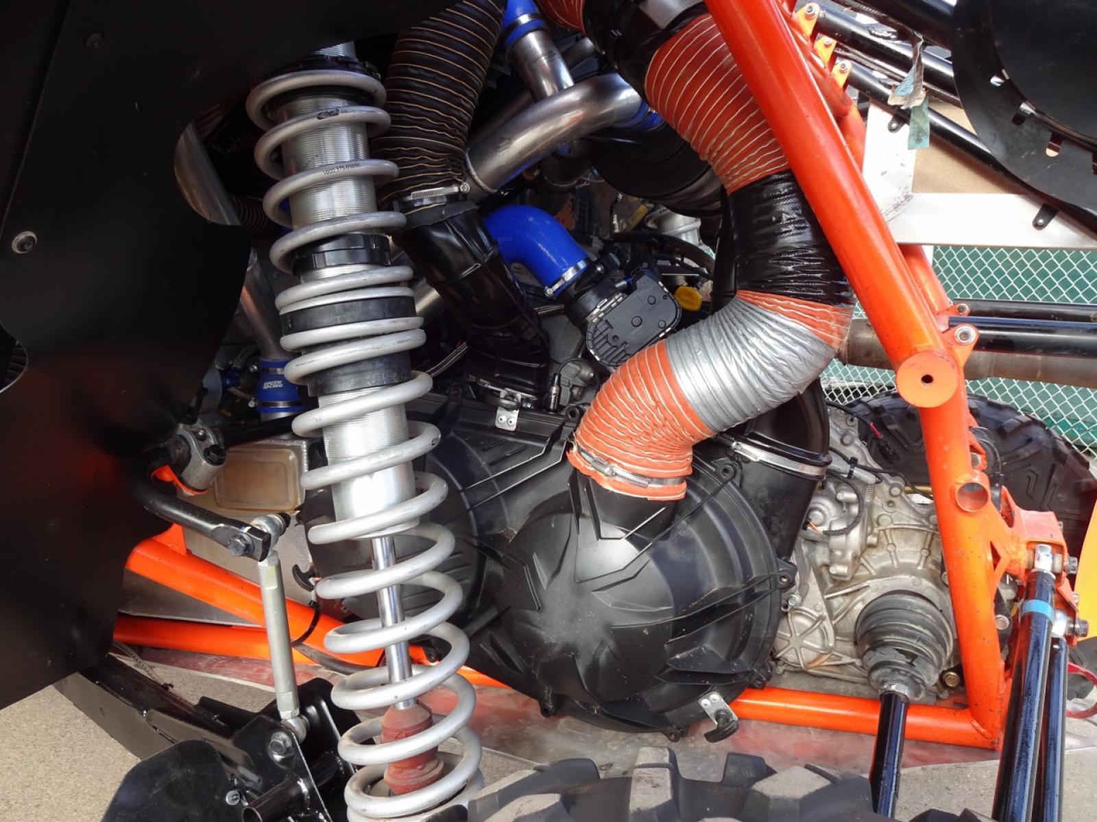 Buggy Dakar SSV FIA - 4