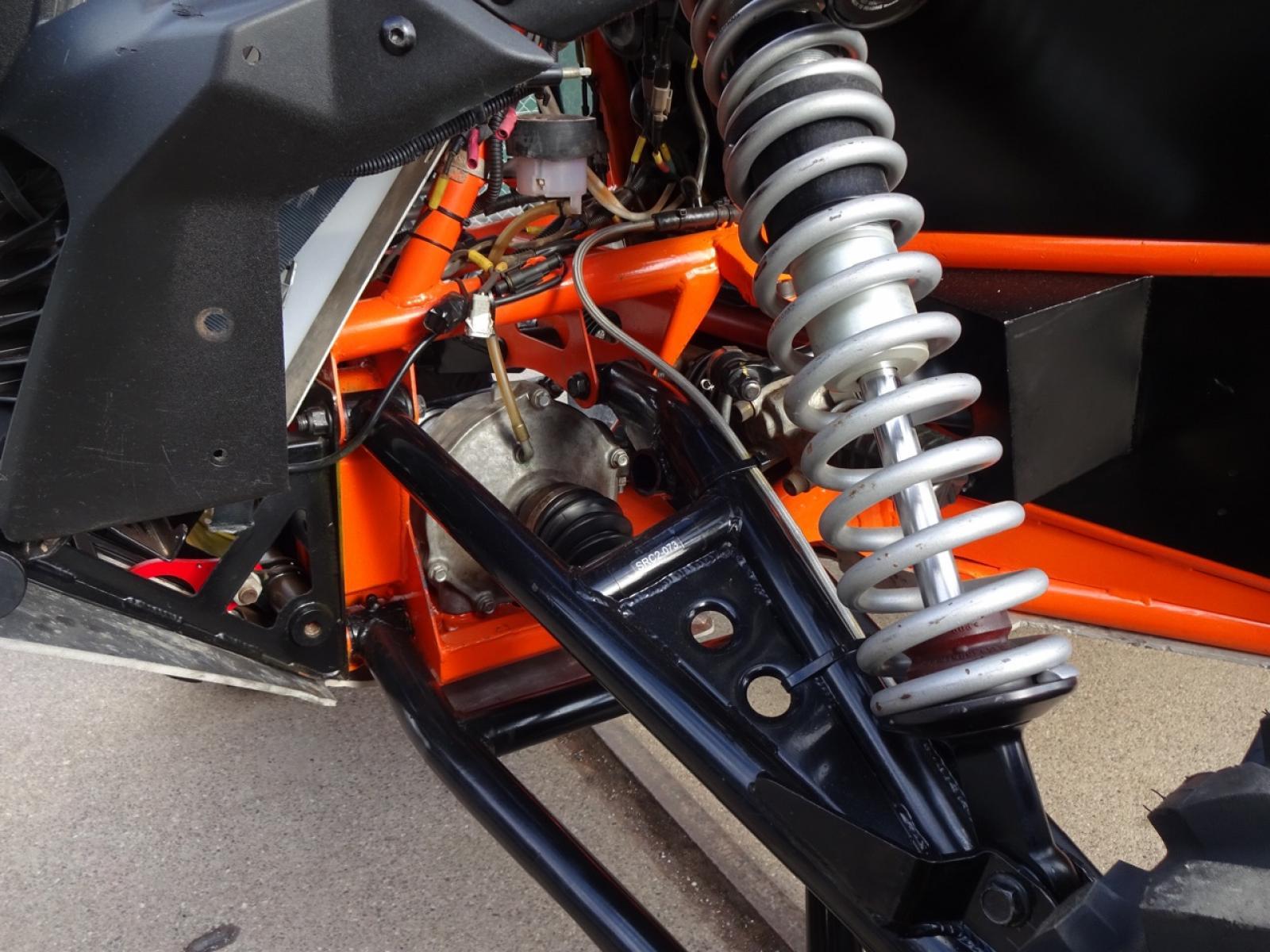 Buggy Dakar SSV FIA - 5