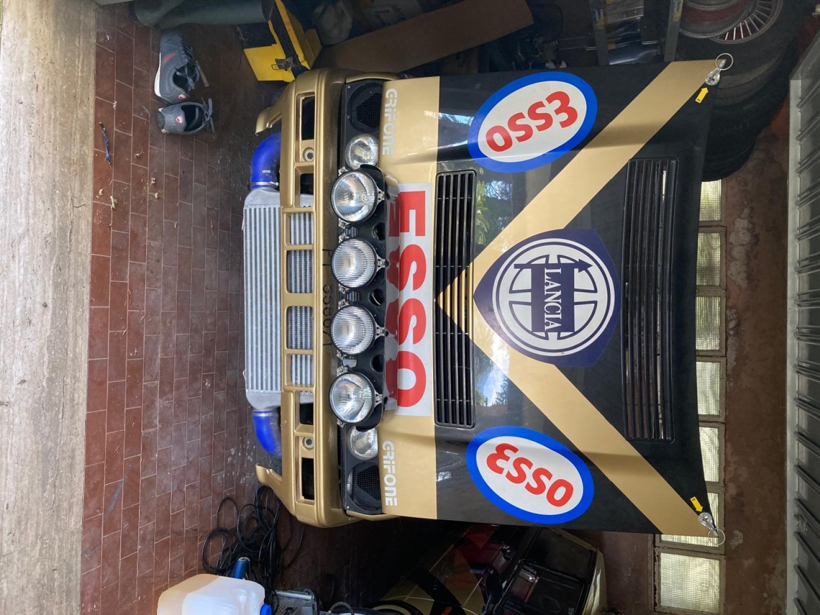 Lancia Delta Integrale 16v HF rally - 5