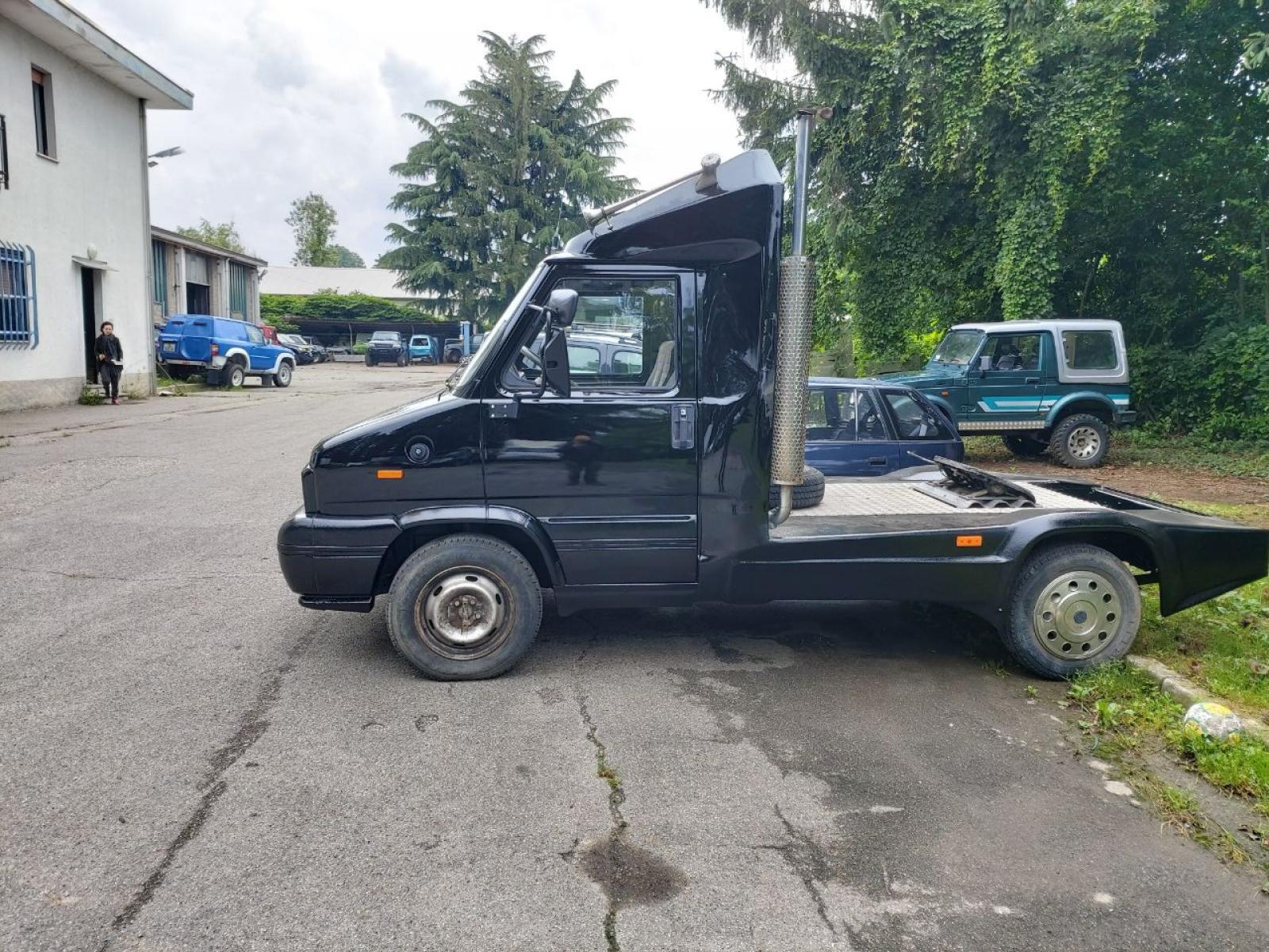 Fiat Ducato 4x4 mini kamion - 4
