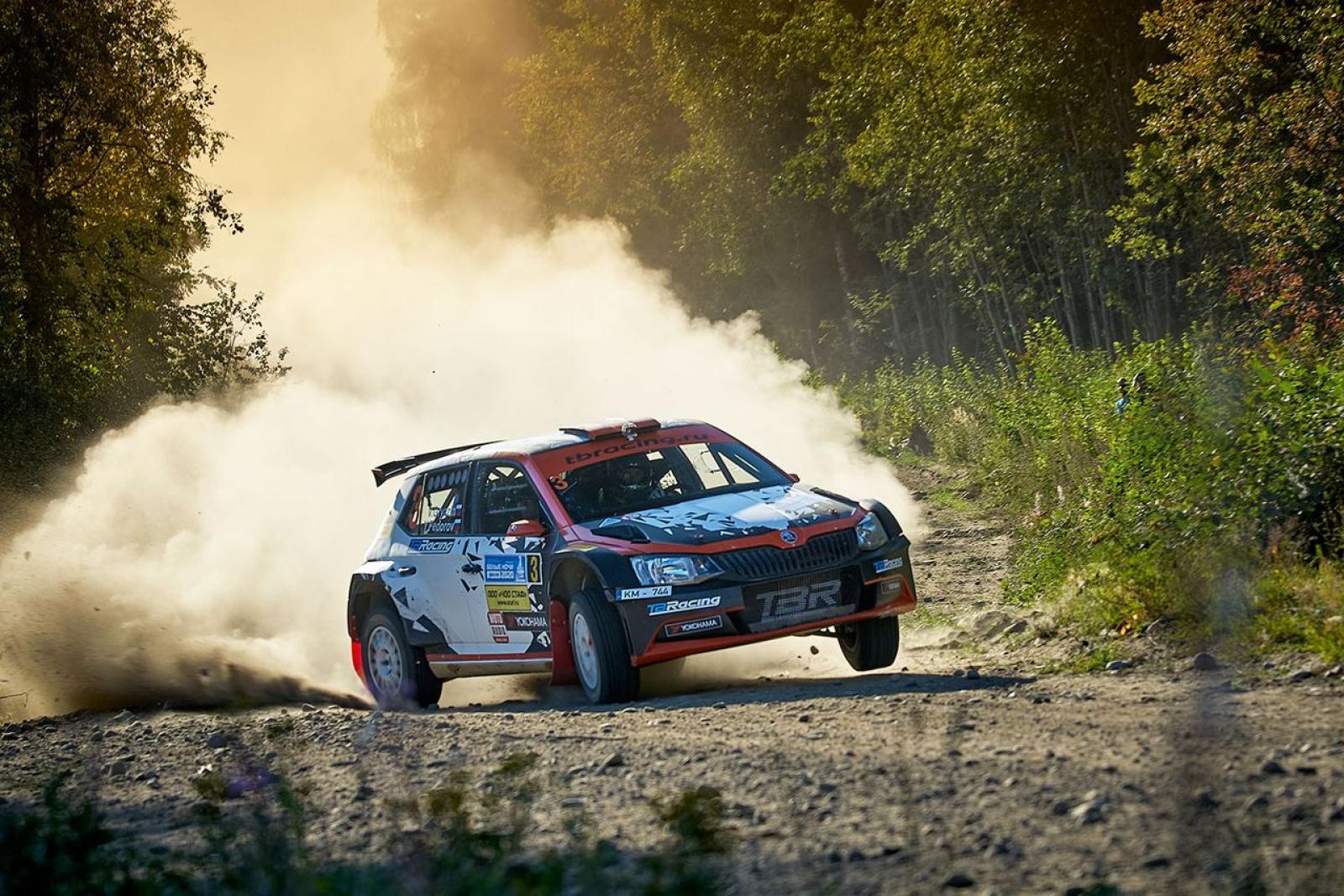 ERC Poland & Liepaja - Fabia R5 special offer - 3