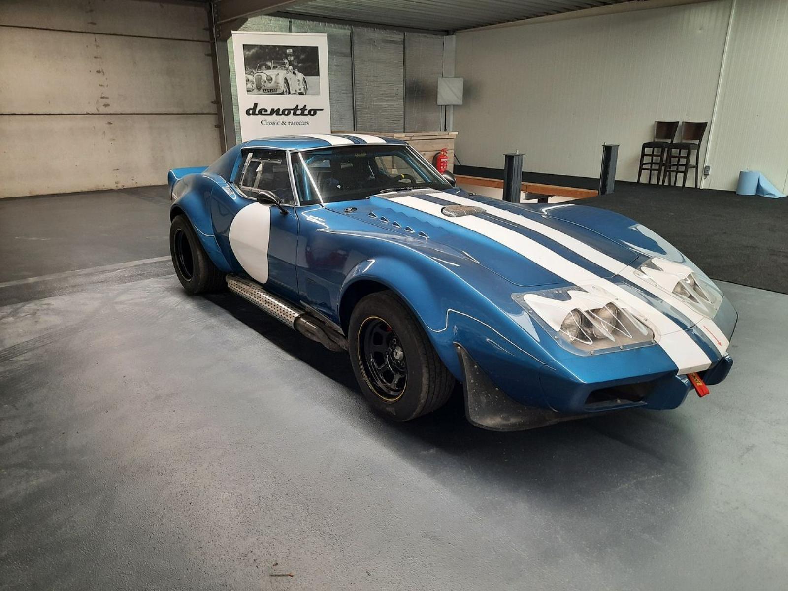 Corvette C3 Stingray FIA Historic Race Car - 1
