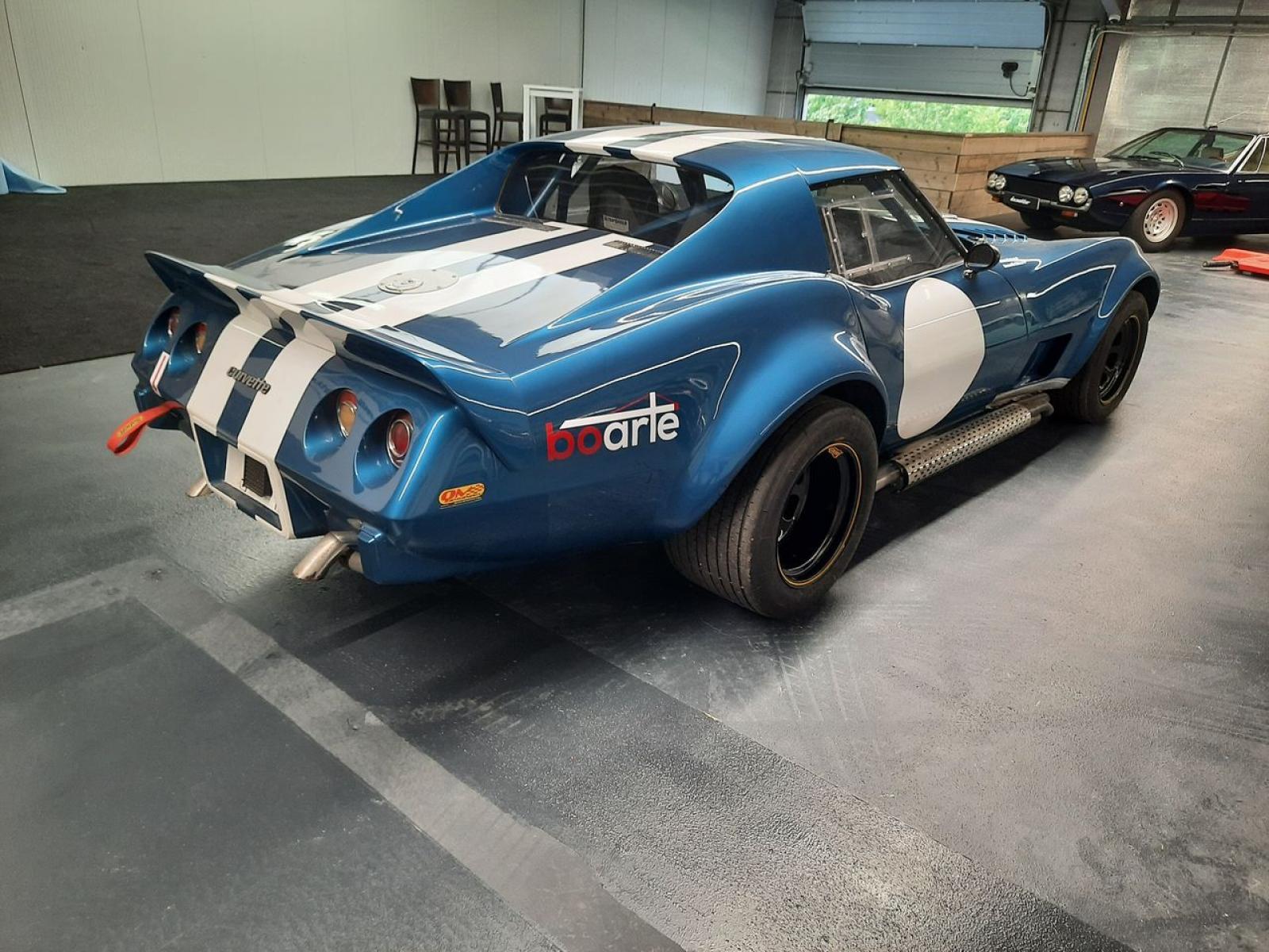 Corvette C3 Stingray FIA Historic Race Car - 2