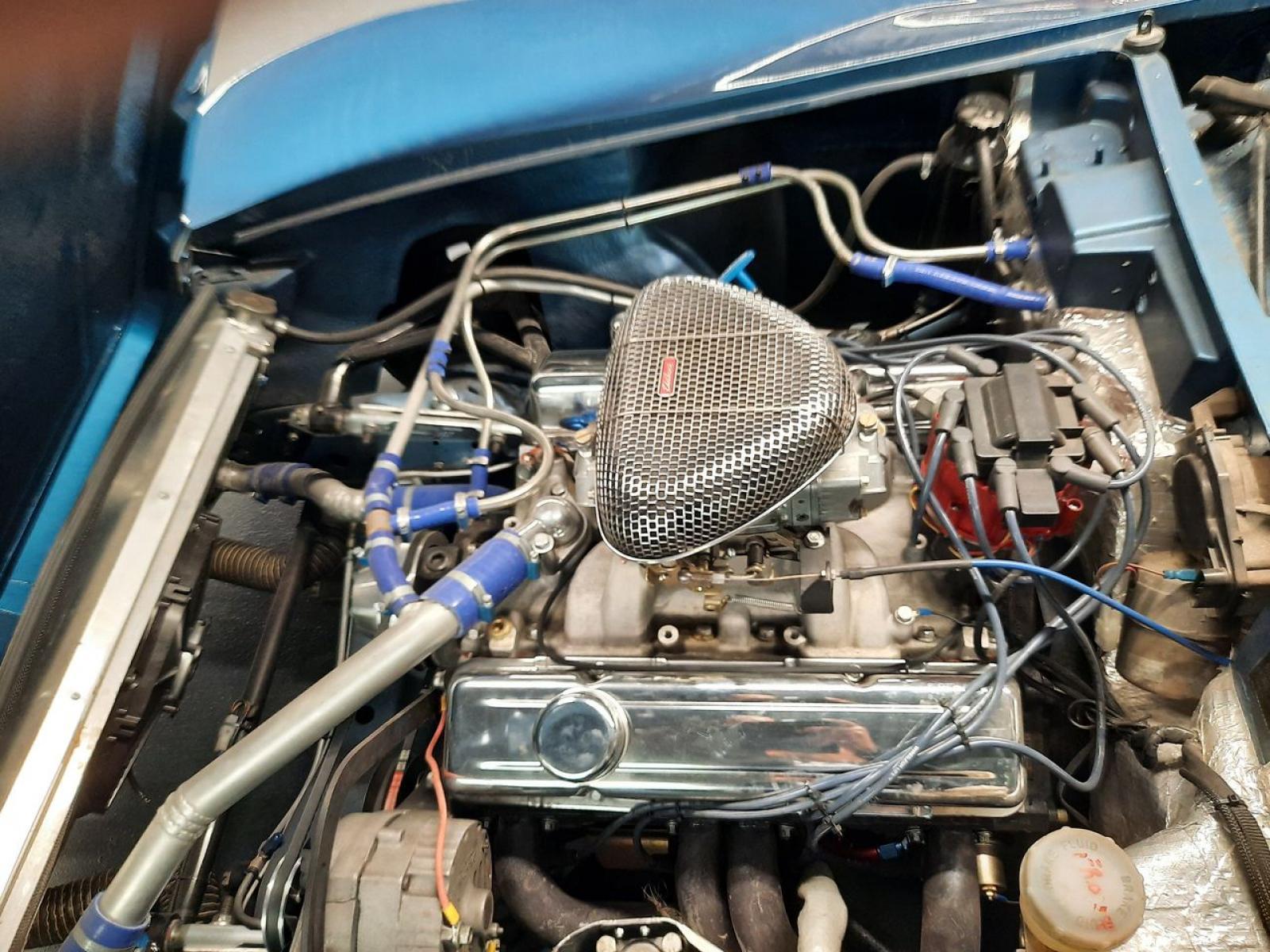 Corvette C3 Stingray FIA Historic Race Car - 4