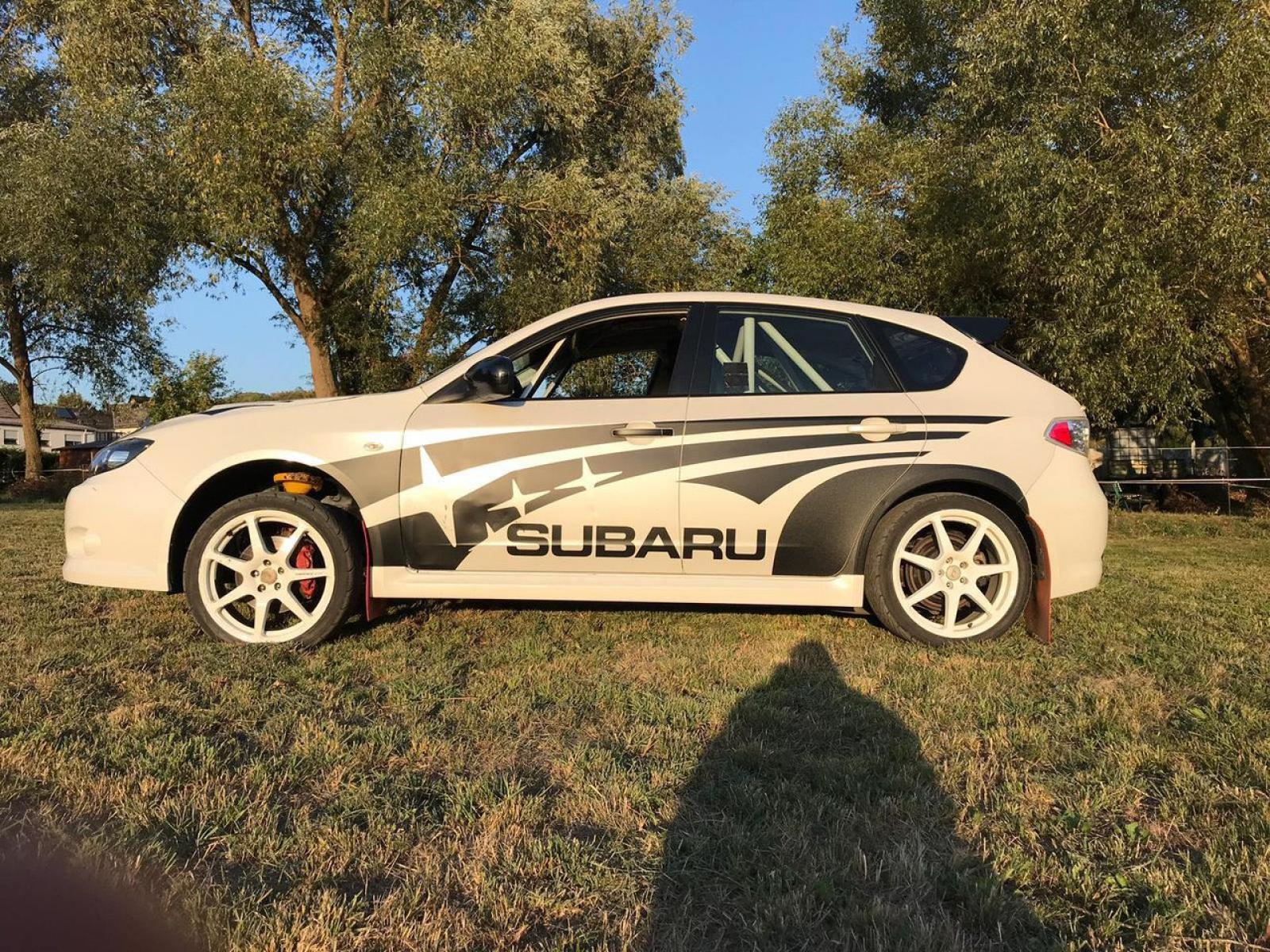 Subaru Impreza Wrx Sti 2009 - 2