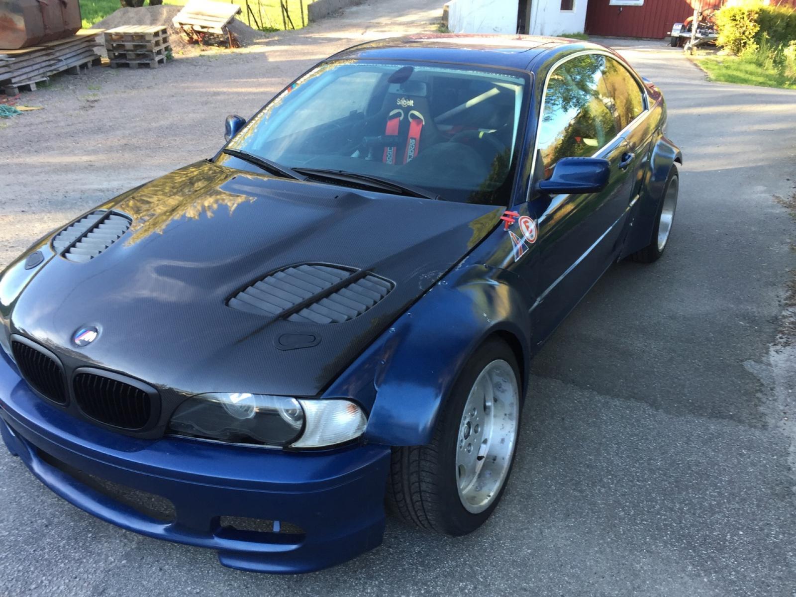 BMW E46 M62 V8 - 2