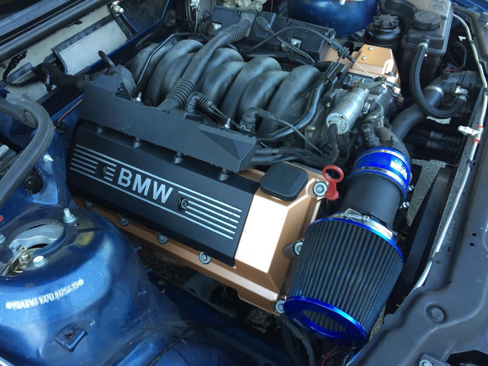BMW E46 M62 V8 - 4