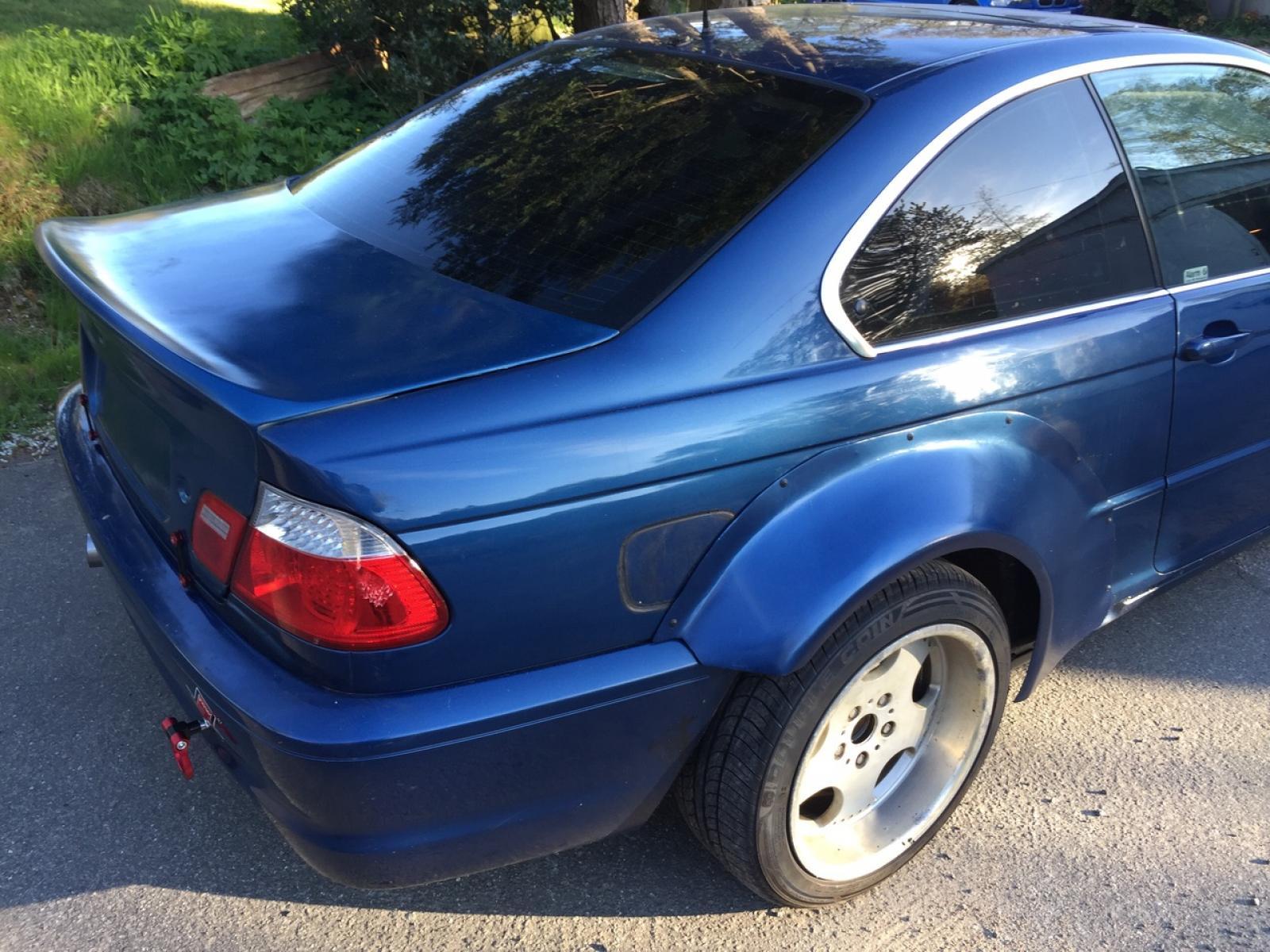 BMW E46 M62 V8 - 5