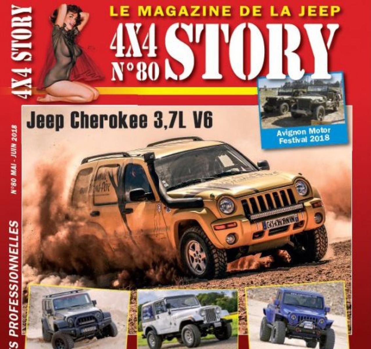 Jeep Cherokee Liberty - 1