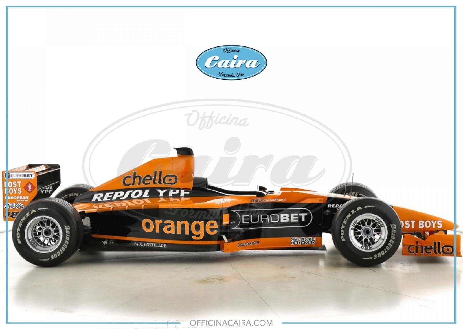 F1 ARROWS A21-02 - 1