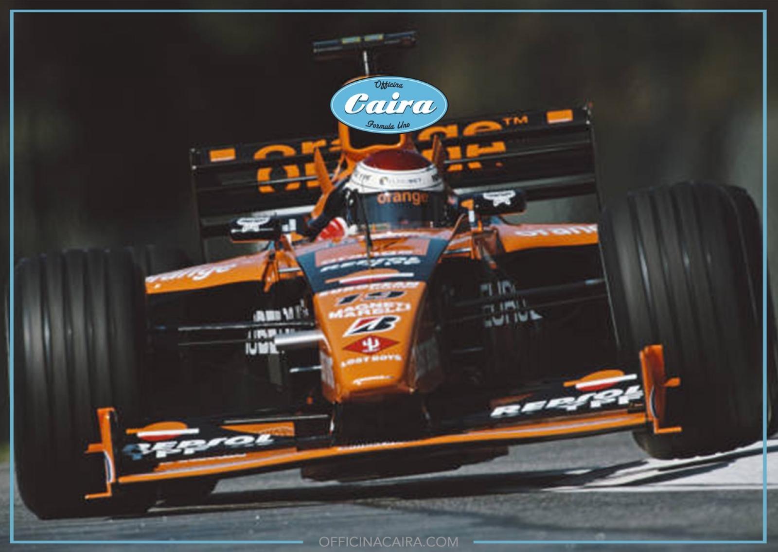 F1 ARROWS A21-02 - 2