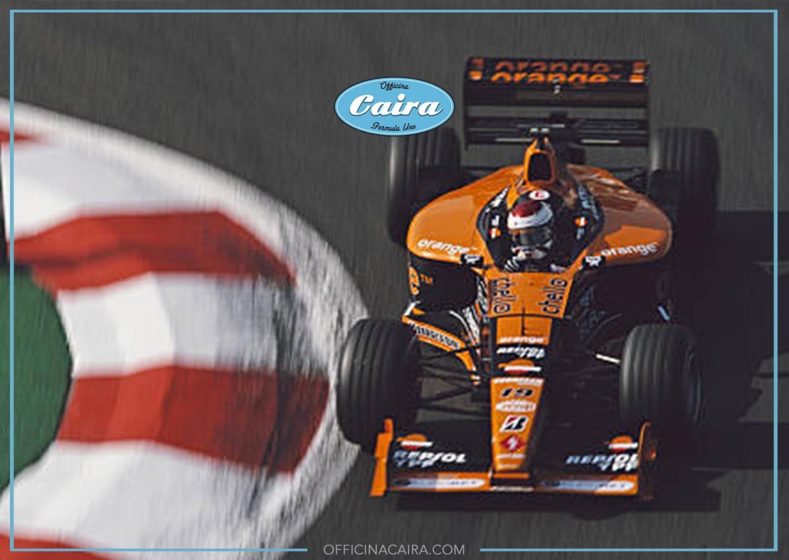 F1 ARROWS A21-02 - 3