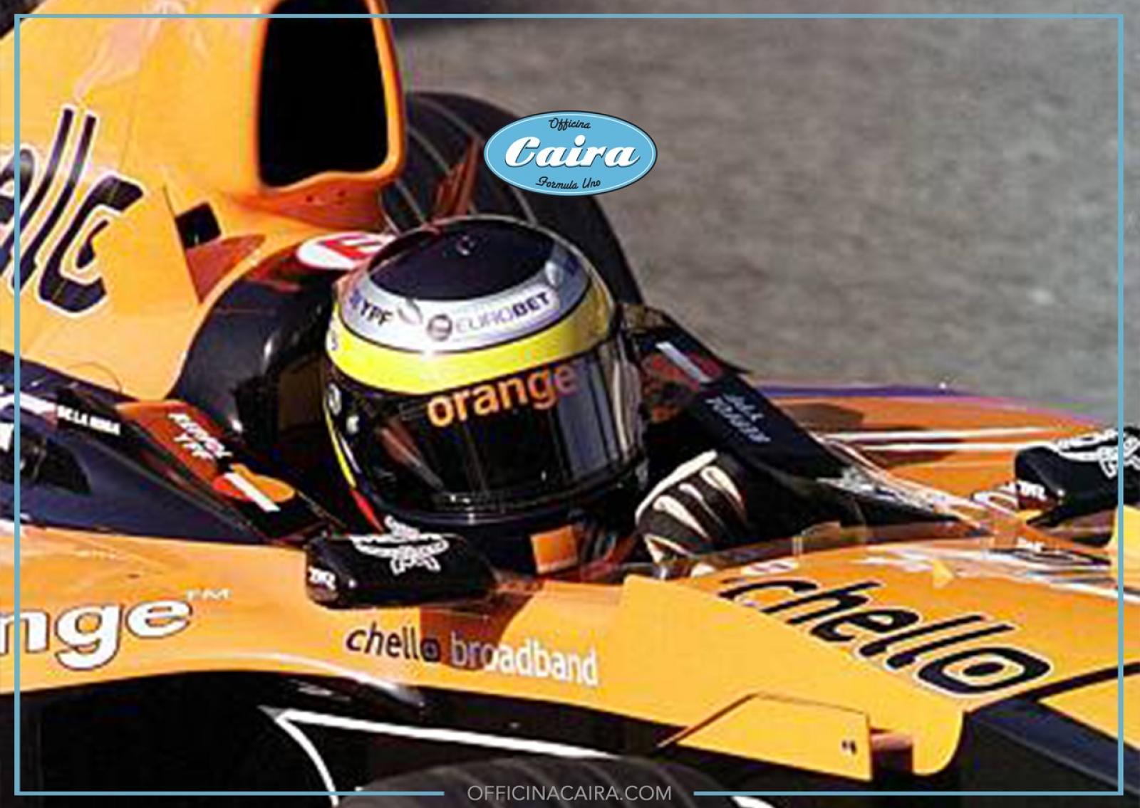 F1 ARROWS A21-02 - 4