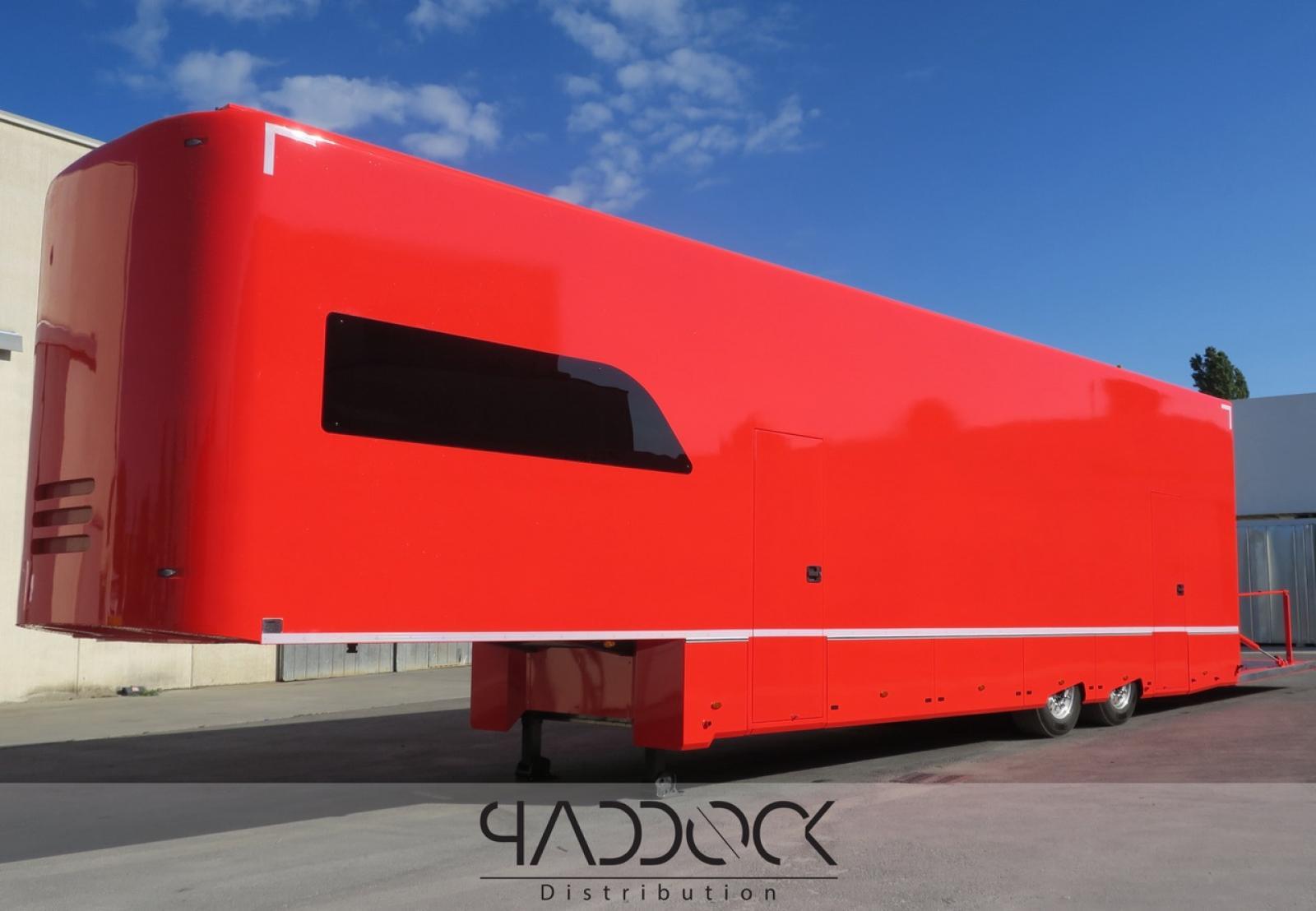 2021 Uus poolhaagis ASTA CAR PADDOCK DISTRIBUTION - 1