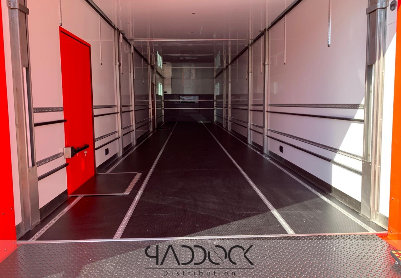 2021 Uus poolhaagis ASTA CAR PADDOCK DISTRIBUTION - 3