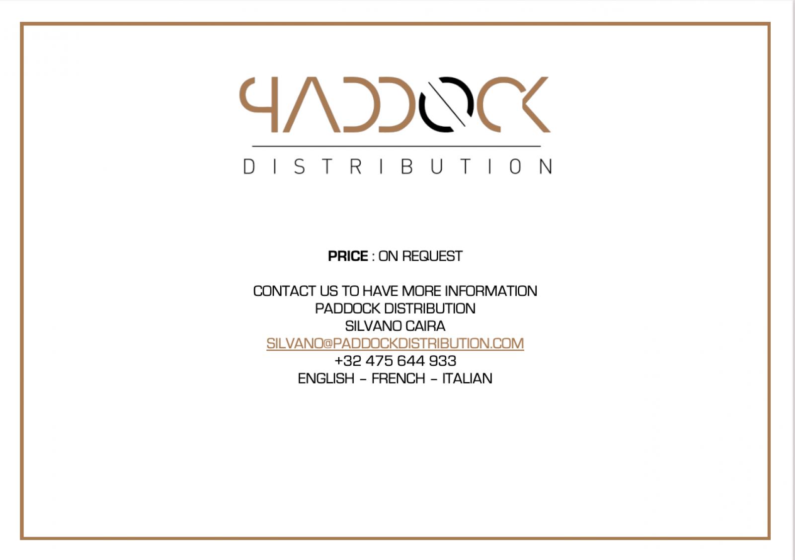 2021 Uus poolhaagis ASTA CAR PADDOCK DISTRIBUTION - 5