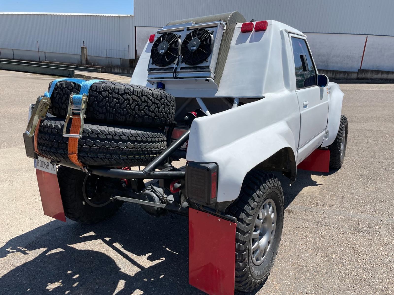 Nissan Ex-Dakar Dakar Classic - 4