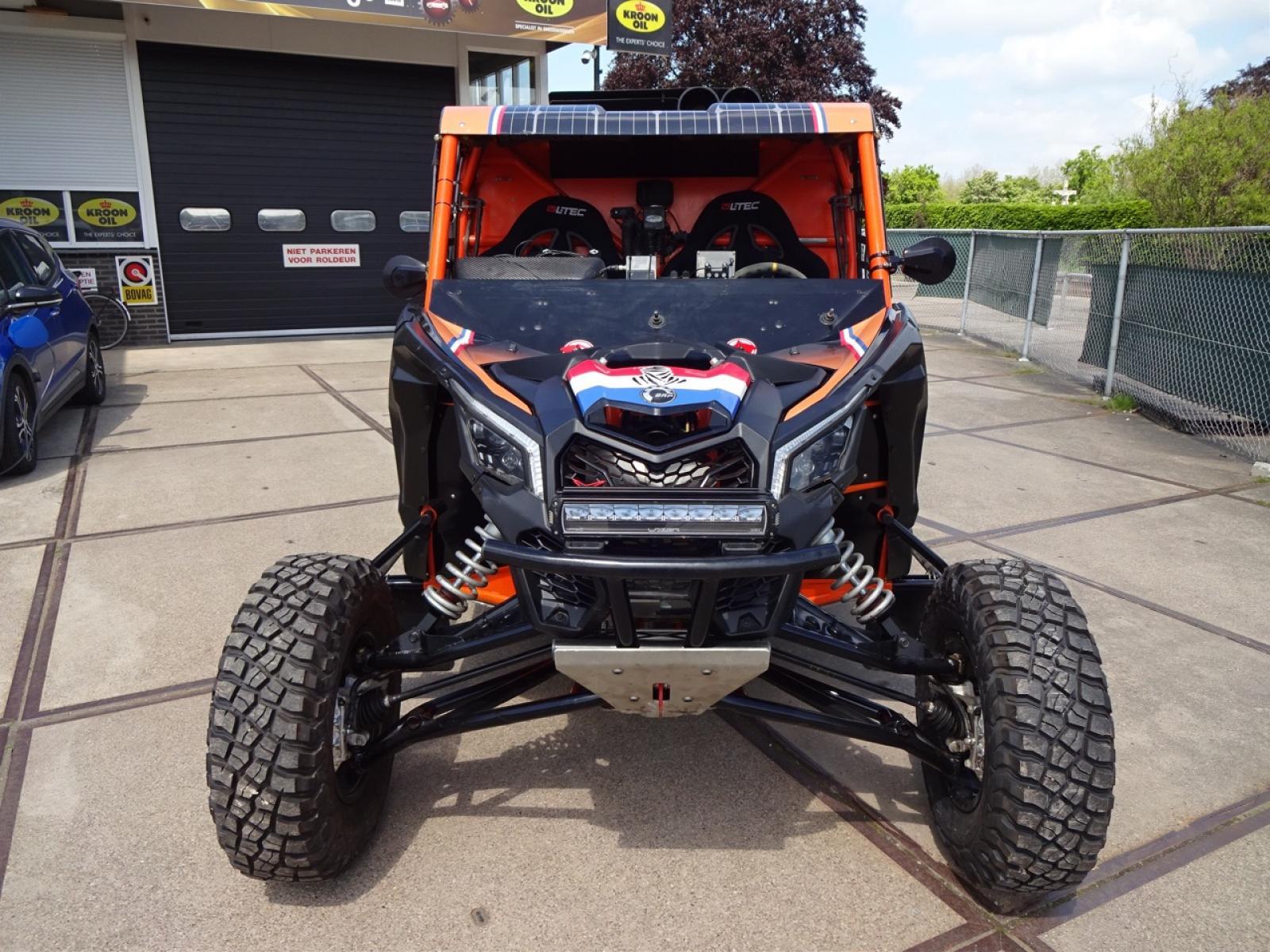 Buggy Dakar SSV FIA - 1