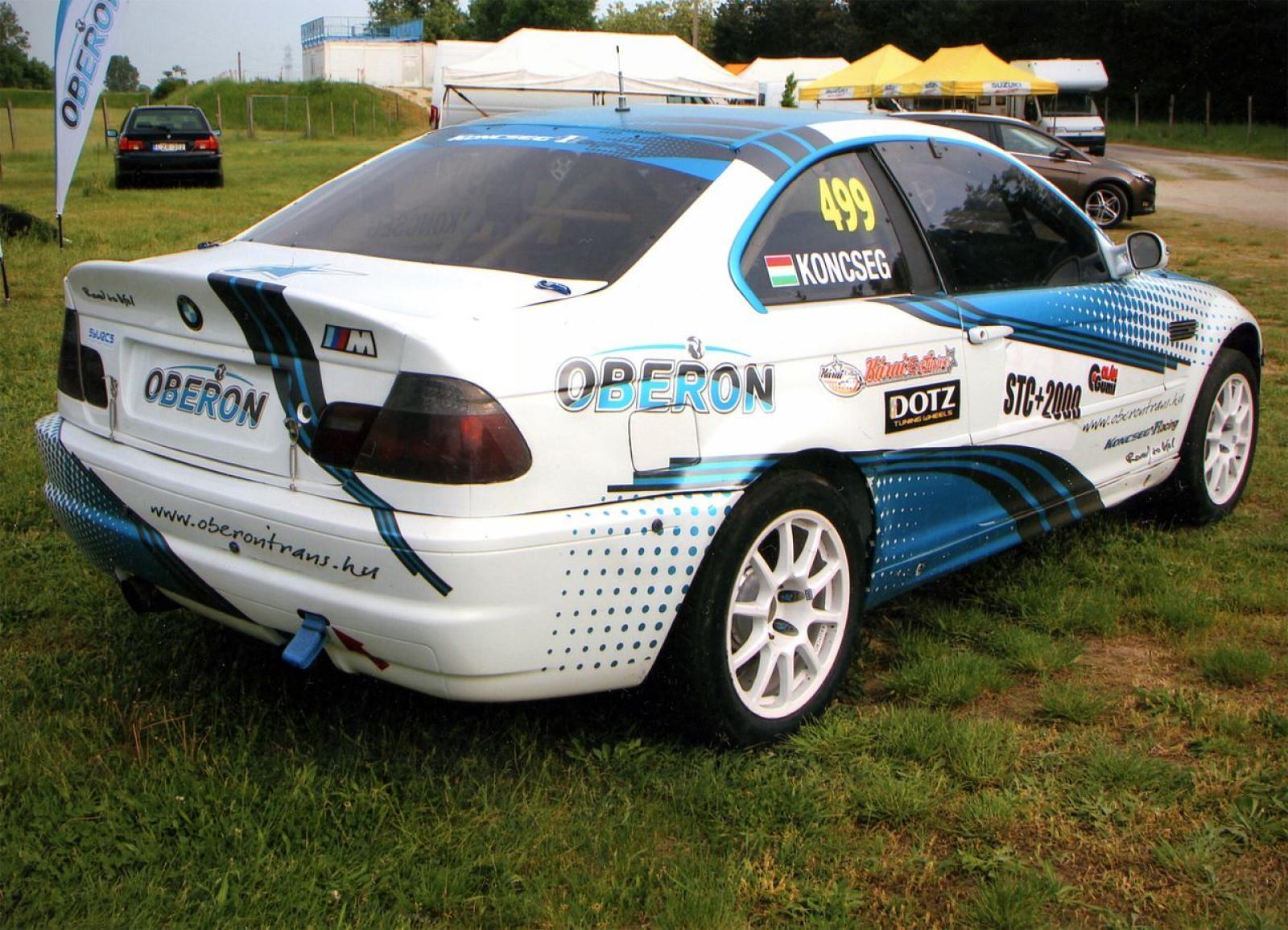 BMW M3 Rallycross STC +2000 - 2