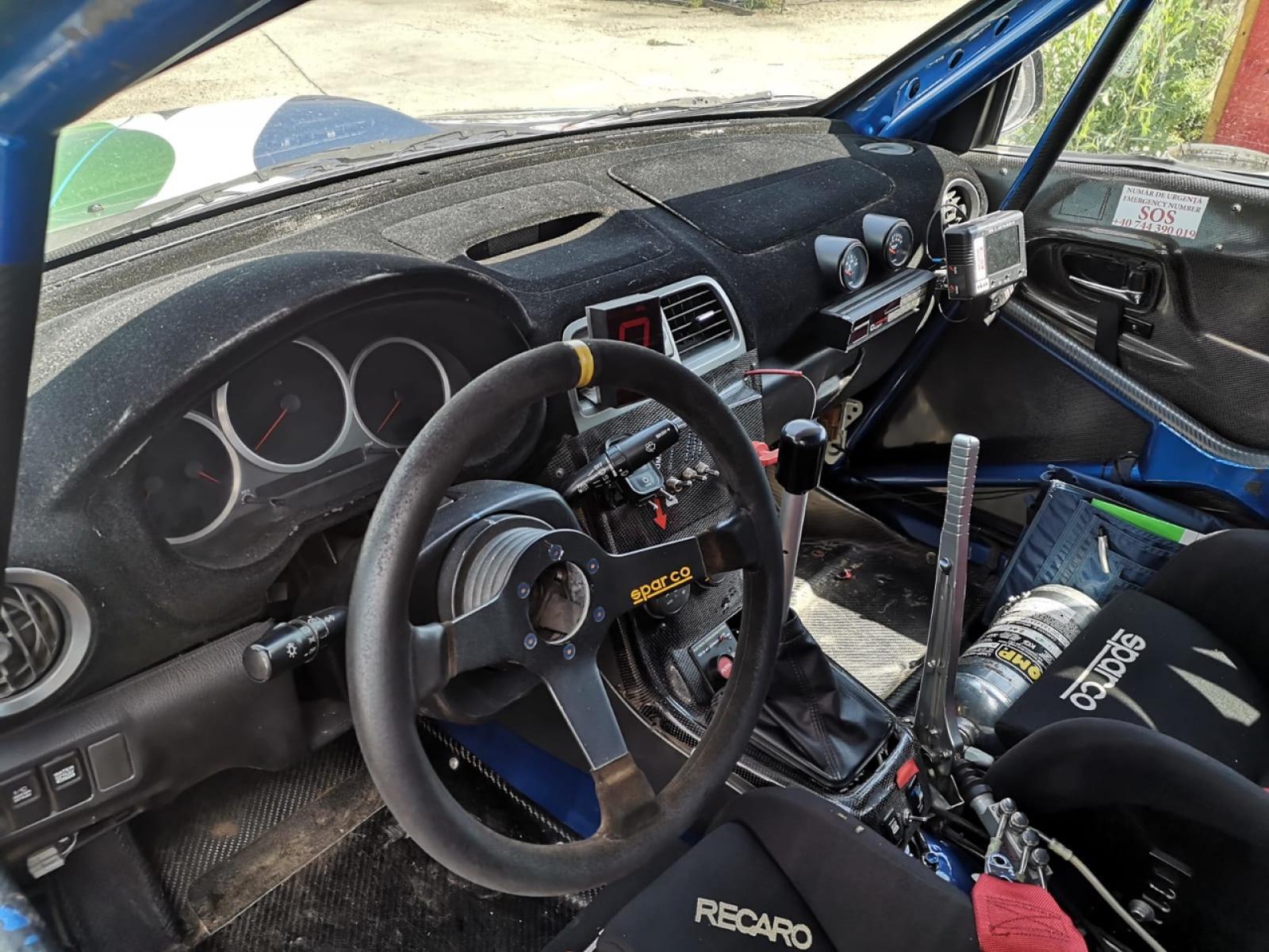 Subaru Impreza WRX STI N12 2.0L Engine - Tommi Makinen - OPEN CLASS - 1